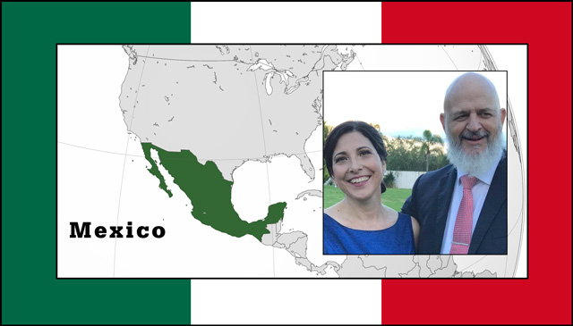 Mexico Missions Pablo and Ana Manzewitsch