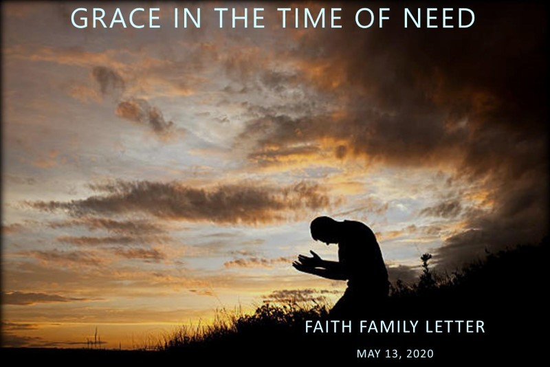Grace in the Time of Need