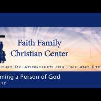 Becoming a Person of God