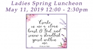 Ladies Spring Luncheon 2019