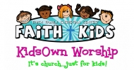Kids Own Worship Joins Congregation for Song Worship