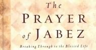 The Prayer of Jabez: Adult Sunday School