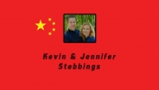Stebbings Evacuate from China