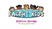 Faith Kids: Jesus Calms the Storm Mark 4:35-41