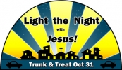 Trunk & Treat Light the Night 2020