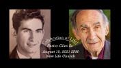 Celebration of Life: Pastor Giles Sr.